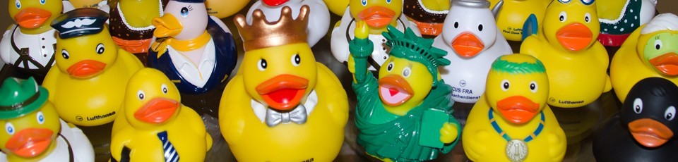 Enter This Weeks FCT Contest To Win A First Class Duck