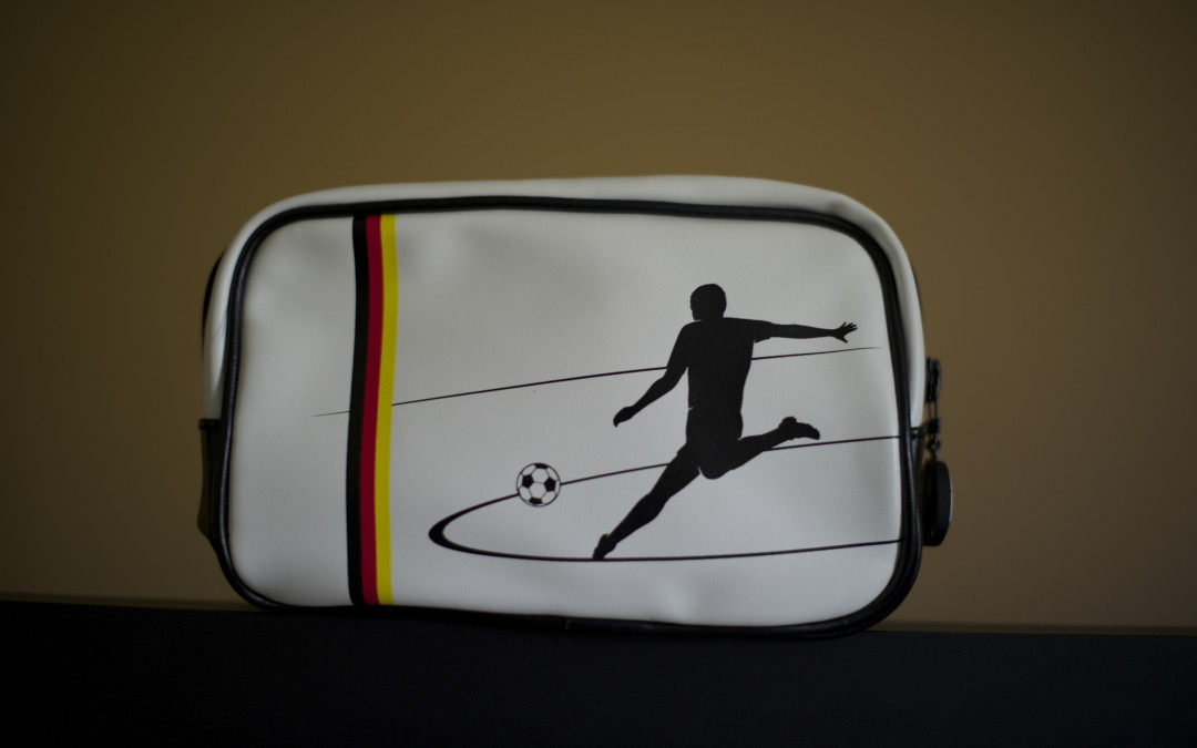 Enter To Win LUFTHANSA's Limited Edition World Cup Amenity Kit!
