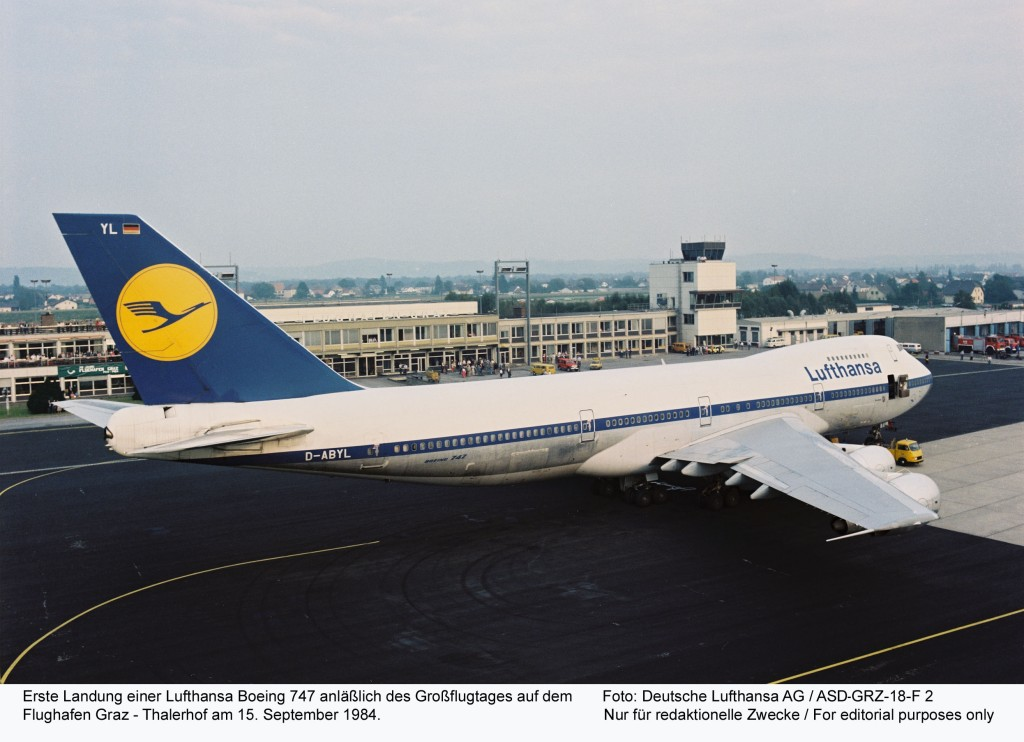 Lufthansa's D-ABYS, scheduled for April 2015 delivery will sport this classic look......