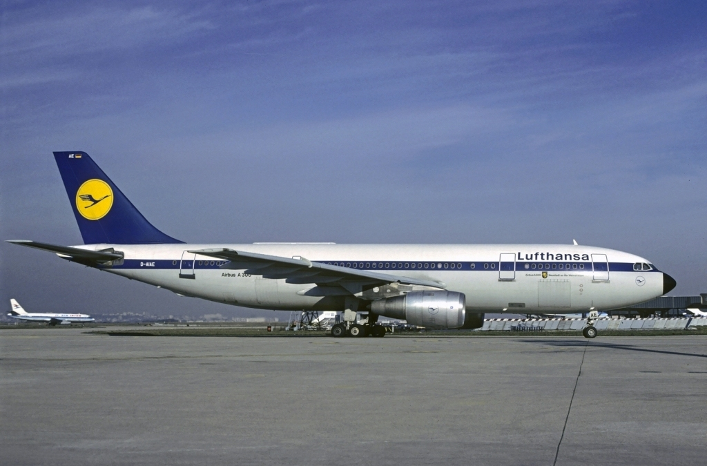 Today In Lufthansa History:  The First Airbus Arrives