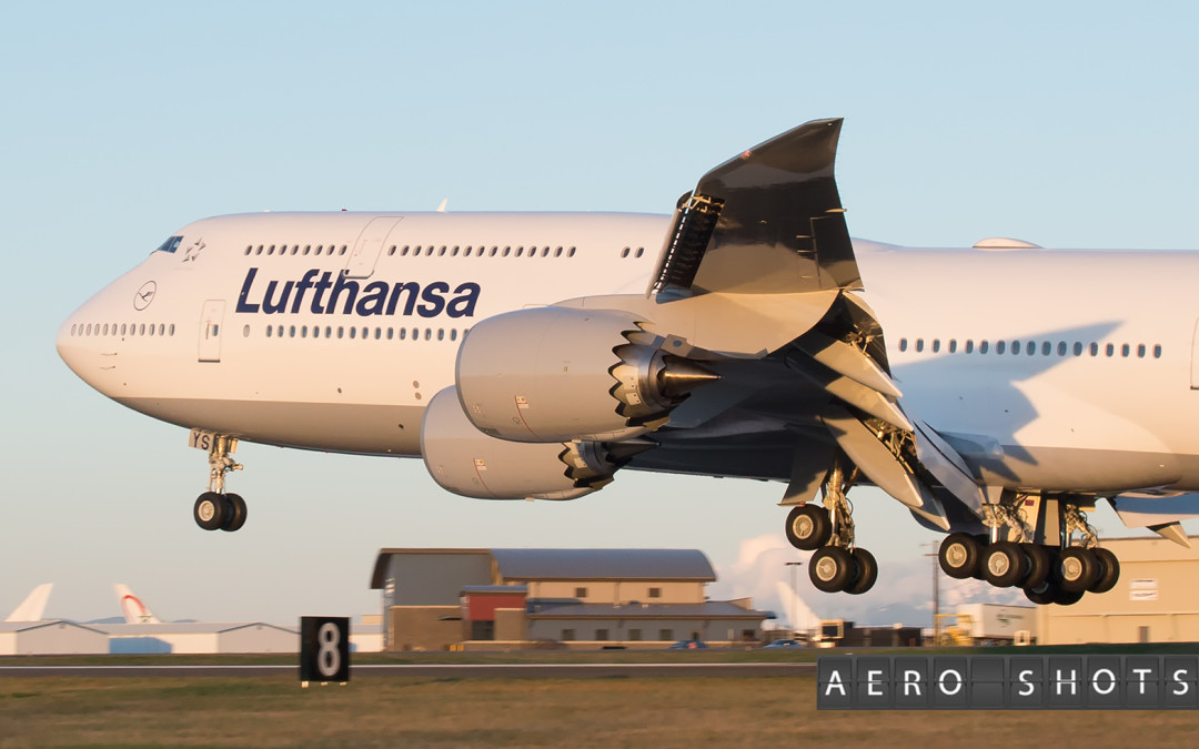 LUFTHANSA's First Class Cabin Retrofit Project Complete!